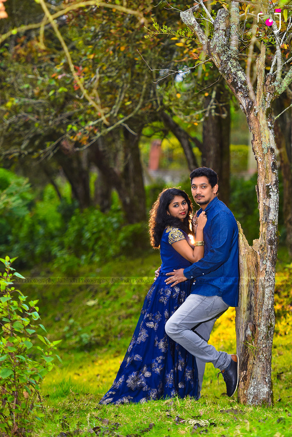 Outdoor Photography Wedding: Post Wedding Photography In Kodaikanal