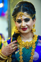 Low Cast Bridal Makeup Artist In Madurai
