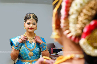 Professional Bridal Makeup In Madurai