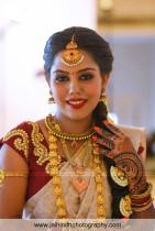 Best Professional Bridal Makeup In Madurai