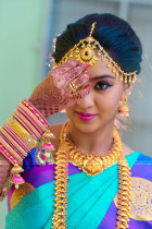 Professional Bridal Makeup Artist In Madurai