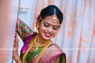 Best Professional Bridal Makeup Artist In Madurai