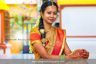 Best Madurai Bridal Makeup