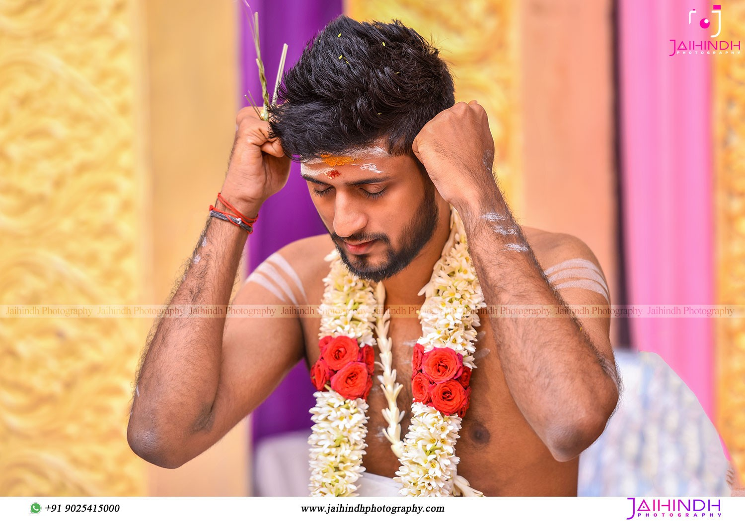 Candid Wedding Photography In Chennai 1 - Jaihind Photography