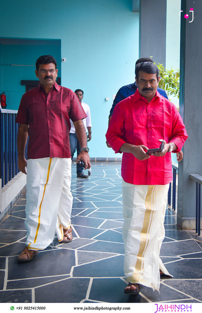 Naam Tamilar Seeman Brother In Law Wedding Photography 110