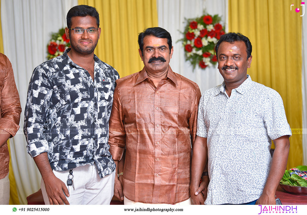 Naam Tamilar Seeman Brother In Law Wedding Photography 20
