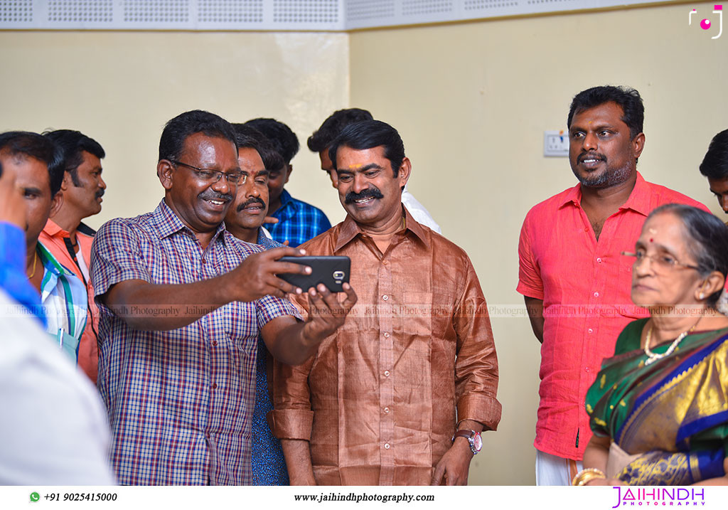 Naam Tamilar Seeman Brother In Law Wedding Photography 53