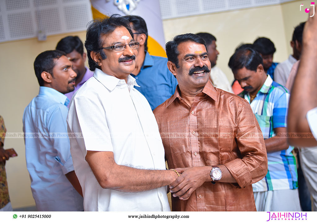 Naam Tamilar Seeman Brother In Law Wedding Photography 54