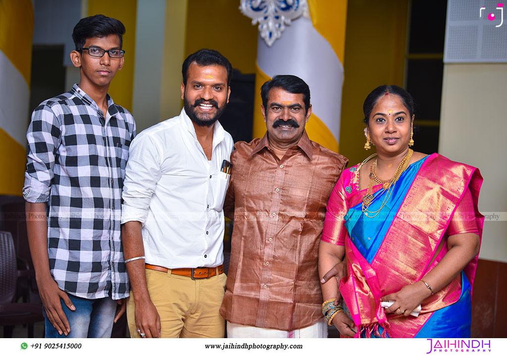 Naam Tamilar Seeman Brother In Law Wedding Photography 66