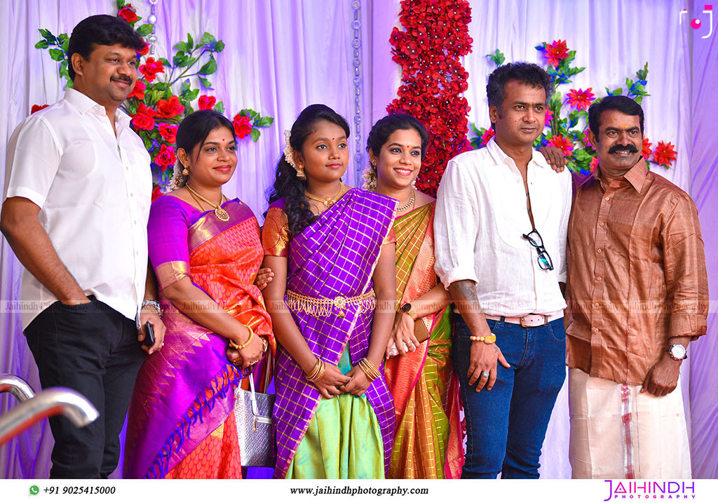 Naam Tamilar Seeman Brother In Law Wedding Photography 70