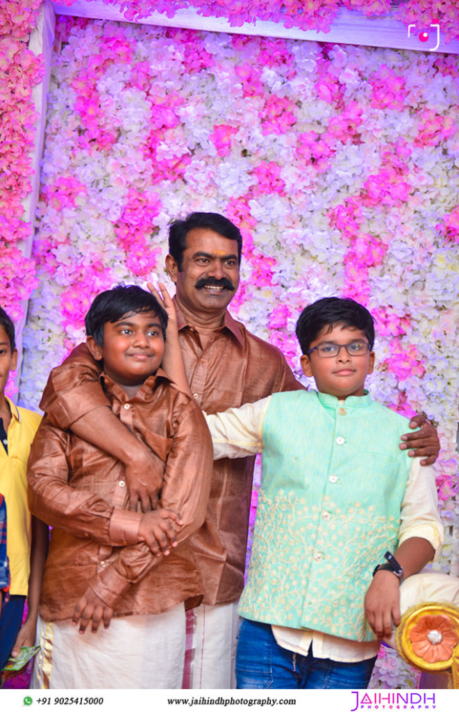 Naam Tamilar Seeman Brother In Law Wedding Photography 77