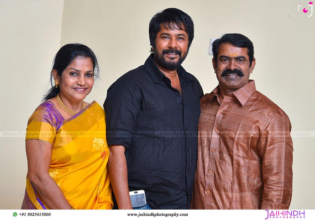 Naam Tamilar Seeman Brother In Law Wedding Photography 78