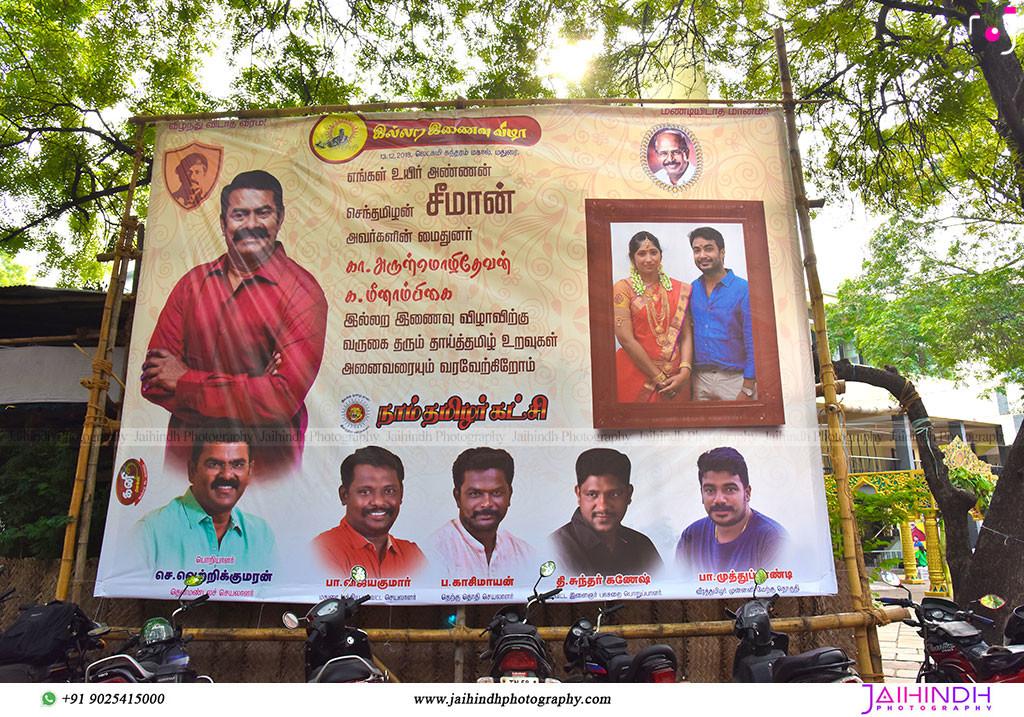 Naam Tamilar Seeman Brother In Law Wedding Photography 95