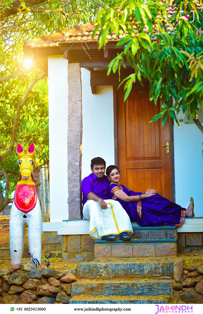 Post Wedding Photography In Madurai 1