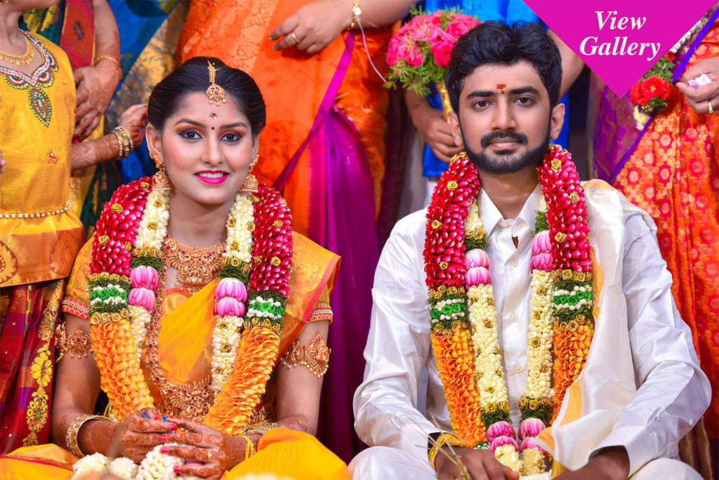 Wedding Photography Package In Madurai