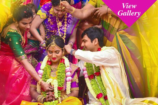 Professional Wedding Photographers In Thirumangalam