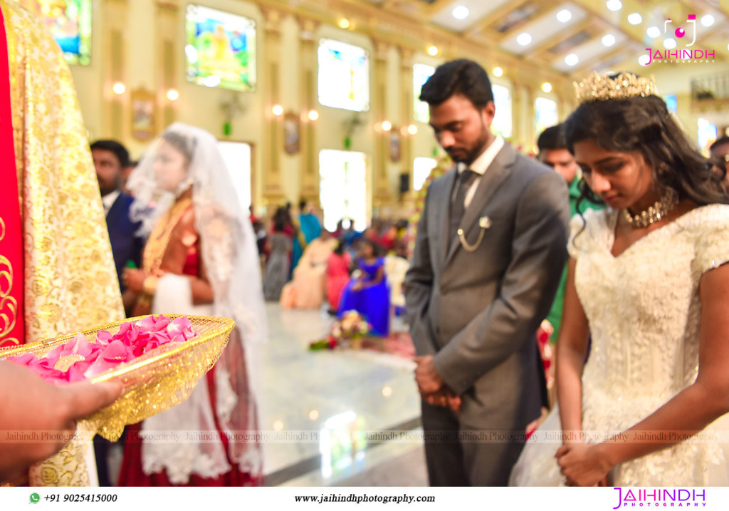 Christian Wedding Candid Photography In Madurai 40