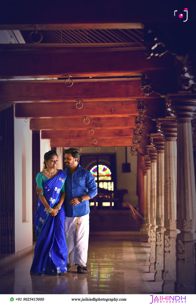 Post Wedding Photography In Karaikudi 13