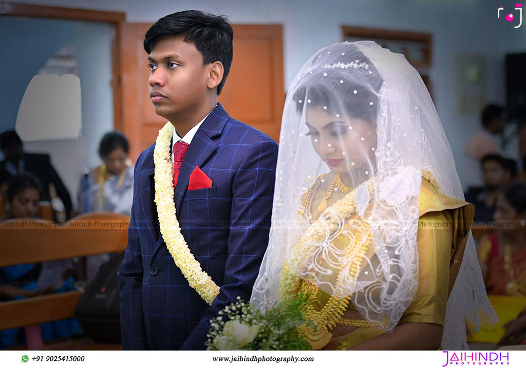 Christian Wedding Candid Photography In Palani 64 Jaihind Photography