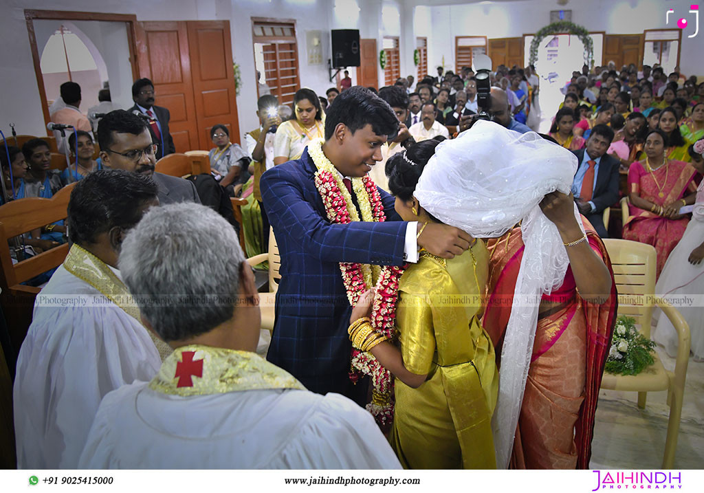 Christian Wedding Candid Photography In Palani 69 Jaihind Photography