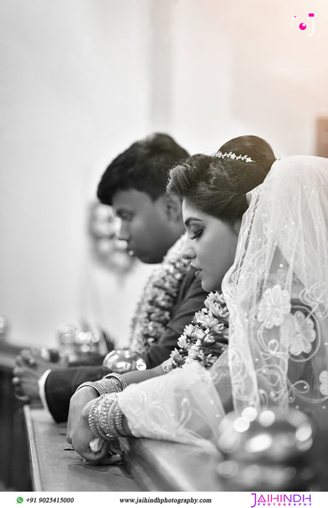 Christian Wedding Candid Photography In Palani 80 Jaihind Photography