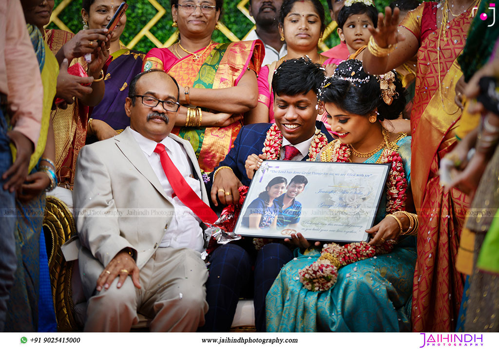 Christian Wedding Candid Photography In Palani 90 Jaihind Photography