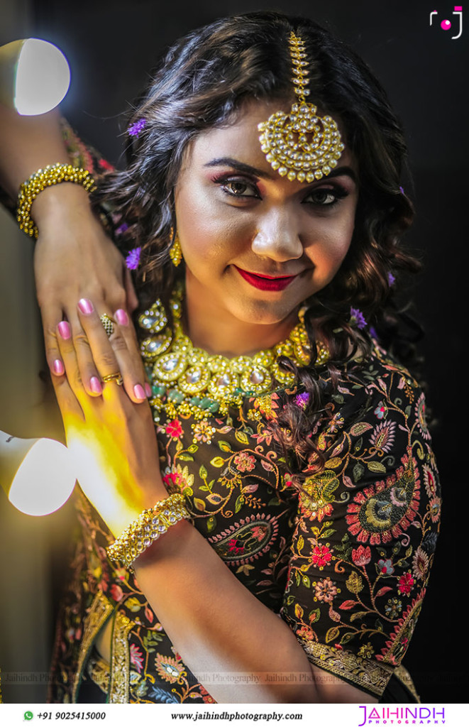 Monika Bathija Mehndi Function In Madurai _17