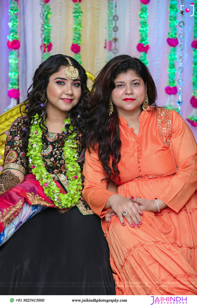 Monika Bathija Mehndi Function In Madurai _32