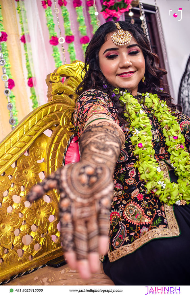 Monika Bathija Mehndi Function In Madurai _46
