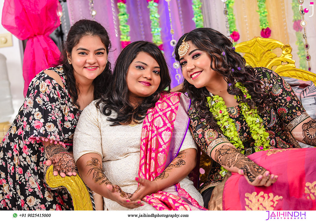 Monika Bathija Mehndi Function In Madurai _57